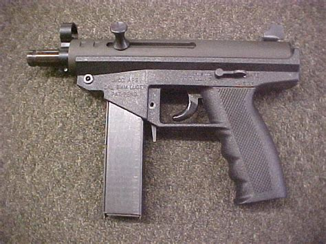 A.a. Arms (like A Tec-9) Model Ap-9 (almost Like New) 9mm