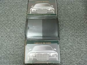 2005 Chrysler 300 Owner Owner U0026 39 S Manual User Guide C Touring Srt8 Signature Awd