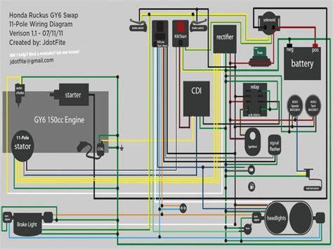 Honda Pin Cdi Box Wiring Diagram Forums