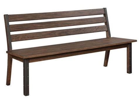 coaster dining room dining bench 107725 charter