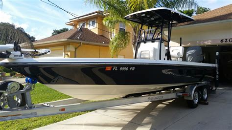 Shearwater Boats For Sale Louisiana by 2014 Shearwater 25 Ltz W 300 Yamaha 200 Hrs The