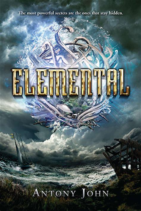 elemental elemental   antony john reviews