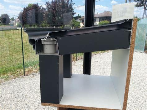 poteau alu pour veranda maison design hompot