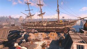 Uss Constitution - Fallout 4 Wiki Guide