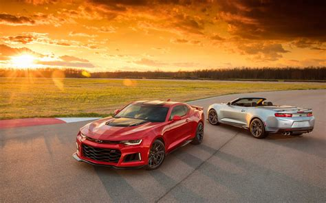 2017 Chevrolet Camaro Zl1 Convertible Wallpapers