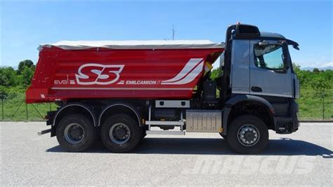 Mercedes 6x6 Usa by Used Mercedes Arocs 3351 6x6 Other Trucks Year 2017