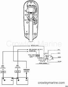 wire diagrammodel 567 24 volt 2000 motorguide 12v With motorguide 24 volt wiring diagram