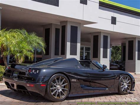 2008 Koenigsegg Ccx Convertible For Sale