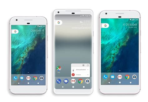 pixel xl 2017 renders in silver really blue surface to reveal what to expect for