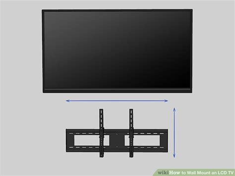How To Wall Mount An Lcd Tv