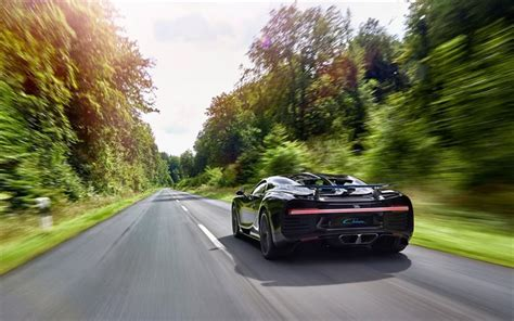Get both manufacturer and user submitted pics. Download wallpapers Bugatti Chiron, Back view, road, speed, hypercar, Bugatti for desktop free ...
