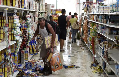 Aftermath Hurricane Odile Sparks Looting In Storm's Wake
