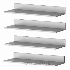 4 X IKEA LIMHAMN Stylish Stainless Steel Sleek Kitchen