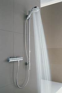 Grohe Grohtherm 3000 Cosmopolitan : grohtherm 3000 cosmopolitan thermostatic shower mixer 1 2 shower taps mixers from grohe ~ Watch28wear.com Haus und Dekorationen