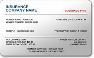 Image result for Health Insurance Card