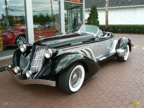 2002 Speedster Motorcars 1936 Auburn Speedster Replica ...