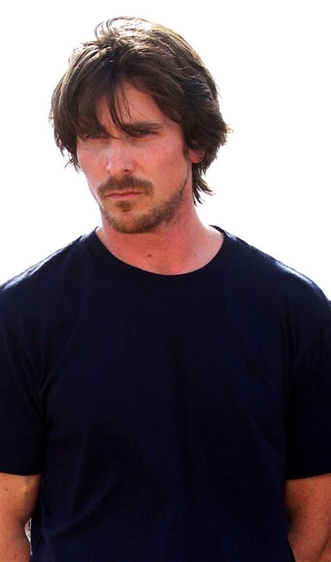 Christian Bale Love The Messy Look Obsession