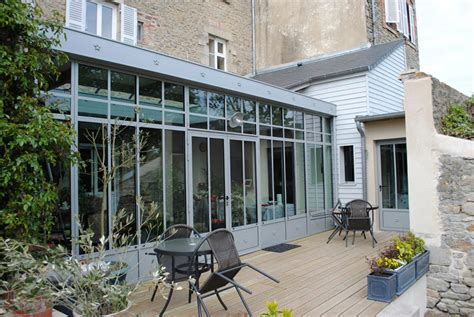 nouveauté cuisine réalisations veranda acier 13 veranda authentic