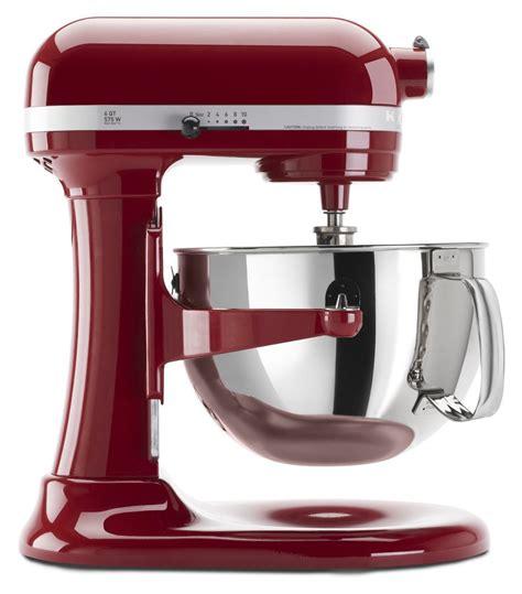 baking tools kitchen mixer kitchenaid 6qt