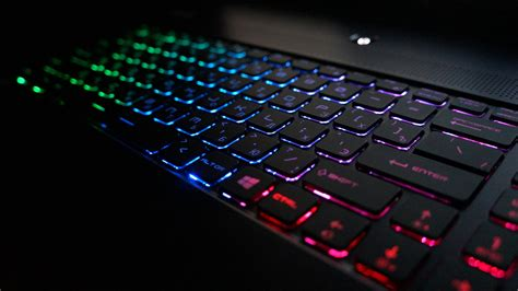 Anime Keyboard Wallpaper - qwerty keyboards lights wallpapers hd desktop and