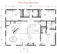 log home  sq ft  bed bath nice master suite  walk  closets open split floor