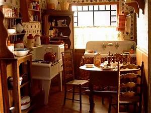 Two Men and a Little Farm: NEAT FARMHOUSE KITCHEN
