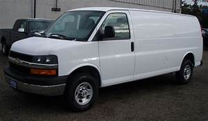 2007 Chevrolet Express Cargo - Overview