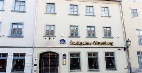 lutherstadt wittenberg  western hotel stadtpalais