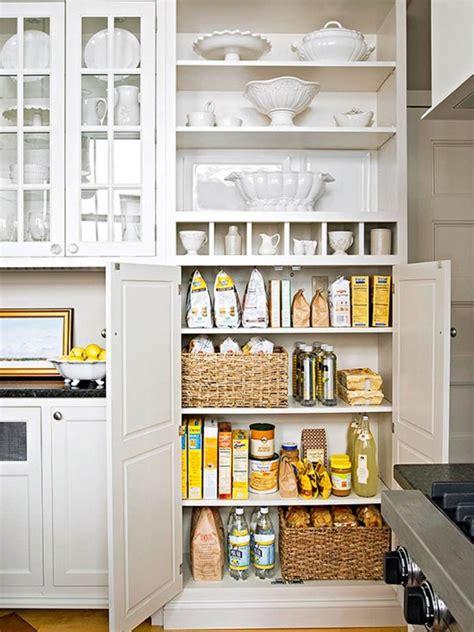 placard provision cuisine rangement cuisine fonctionnel en 15 idées astucieuses et