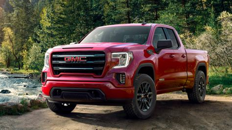 The 2019 Gmc Sierra Elevation Is A Four-cylinder Pickup