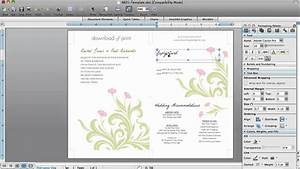 how to make wedding invitations in microsoft word youtube With how to print wedding invitations in word