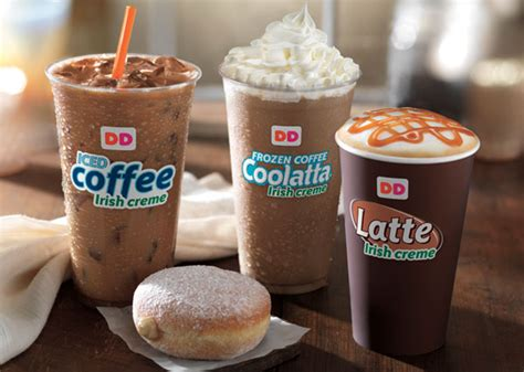 Dunkin' Donuts Releases Line Of Irish Creme Donuts And Folgers Coffee Classic Roast Ratings Of French Press Makers Maker Best Buy No Frills Make Your Own Trunk Table Mirrored Sizes Recommendations