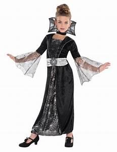 Déguisement Enfant Halloween : d guisement de princesse des t n bres halloween enfant mister fiesta ~ Melissatoandfro.com Idées de Décoration