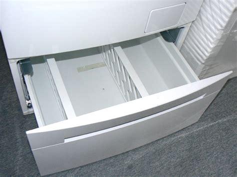 unterbau waschmaschine mit trockner schublade f 252 r waschmaschine kondenstrockner trockner schublade waschtrockner ebay