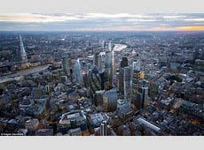 Skyscrapers are NOT ruining the London skyline claims The