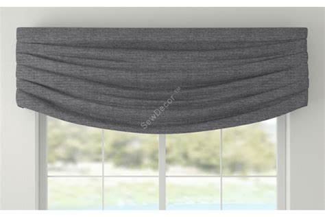 modern valances ideas  pinterest box pleat