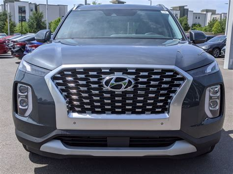 We have a wide inventory of this vehicle available at our dealership. New 2020 Hyundai Palisade SEL Sport Utility in Sanford # ...