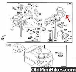 5hp Briggs Carburetor    S