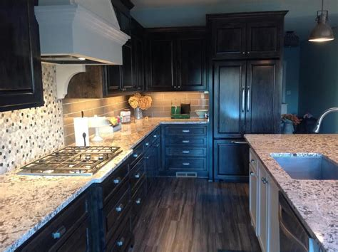 Tile Countertop by Best Tile Company Kitchen Minnesota Tile