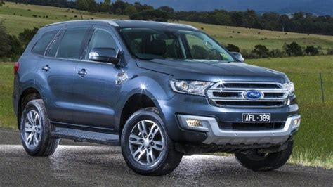 ford everest review raptor interior