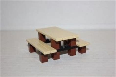 mini lego table lego picnic table lego homeschool picnic