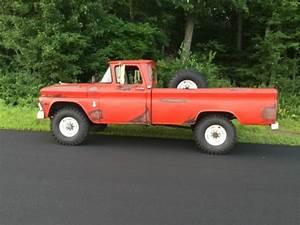 1963 Chevy K20 4x4 Diesel Cummins 5 9 6bt C10 C20