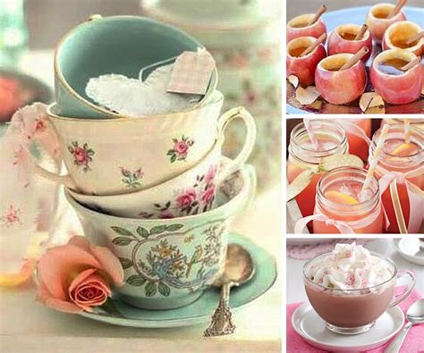in tea decorations tea ideas for garden ideas at birthday in a box