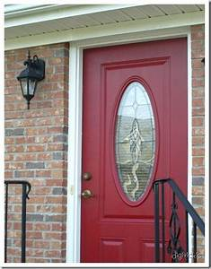 martha stewart barn red paint colors pinterest With barn door red paint