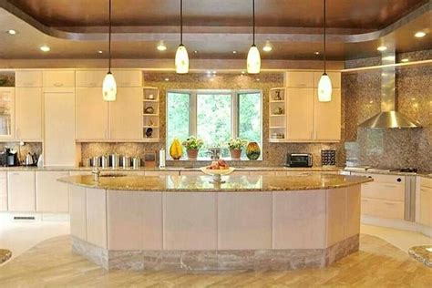 Nice Big Kitchen  For The Home  Pinterest  Nice And