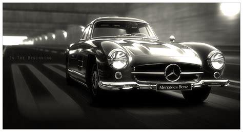 wallpaper mercedes benz sports car brand classic car