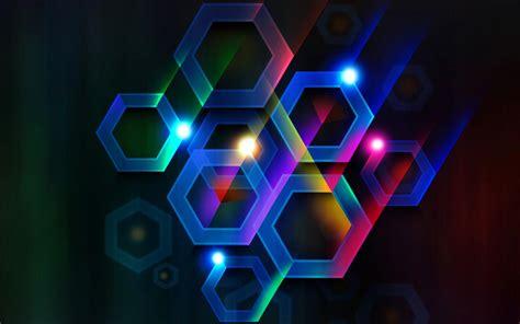 Wallpaper Color, Hexagon, Cell Hd