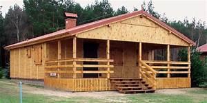 Ferienhaus Holz Bauen : holzh user und freizeith user holzhaus aus polen ~ Lizthompson.info Haus und Dekorationen