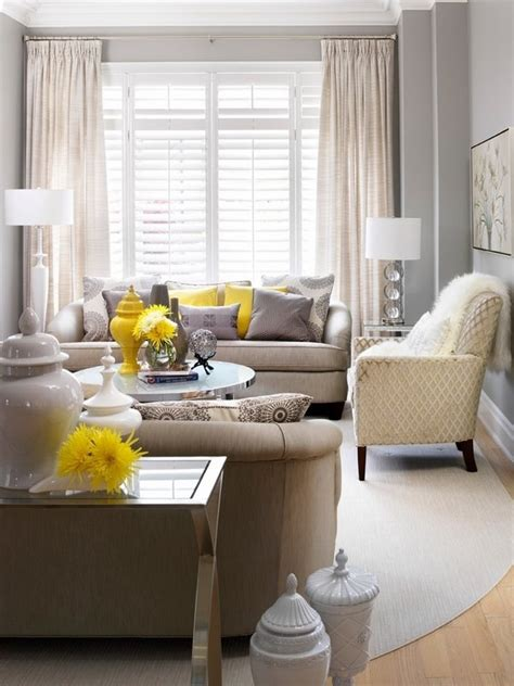 decorating ideas  small living rooms simple tricks