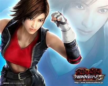 Kazama Asuka Tekken Tag Tournament Fanpop Jin